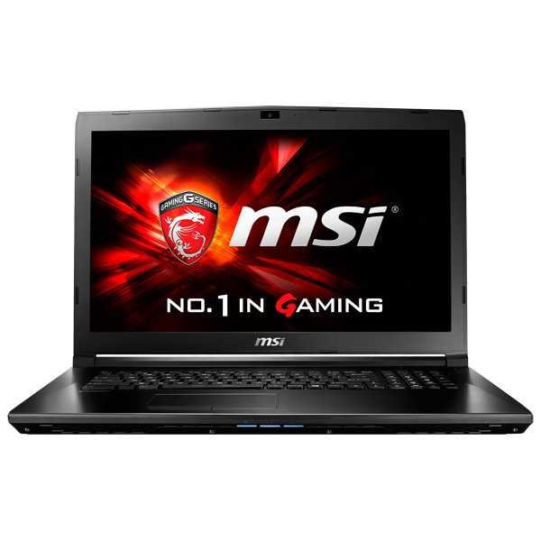 Ноутбук MSI GL72 6QF-686RU
